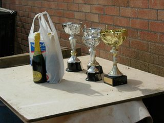 June 5th – Welsh Open trophies and prizes